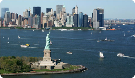 New York New York Hotels And New York New York City Guide - Famous cities in usa