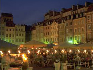Warsaw City Facts Potion 2 204 000 Source Un Estimate Revision 2003 Poland 38 516