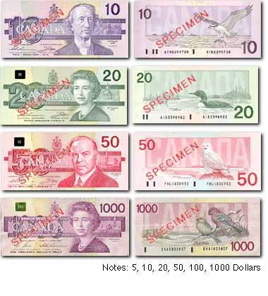 Vancouver Currency