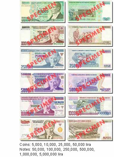 foreign currency exchange locations: