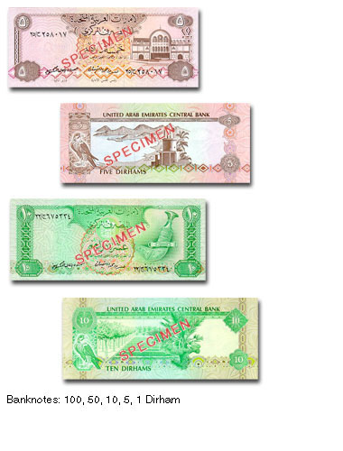 Currency In Dubai United Arab Emirates Latest Dubai Currency