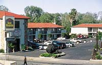 Best Western Sandman Motel - USA