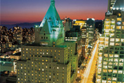 The Fairmont Hotel Vancouver - Canada
