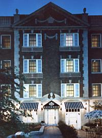 Best Western Hawthorne Terrace Hotel - USA