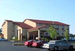 Best Western Ridgeland Inn - USA