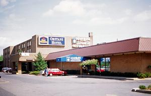 Best Western Oritani Hotel - USA