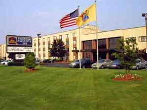 Best Western Fairfield Executive Inn - USA