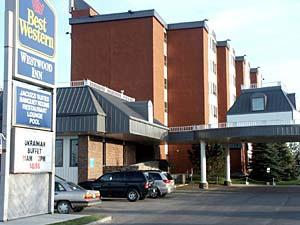 Best Western Westwood Inn - Canada