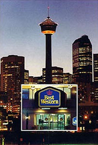 Best Western Suites Downtown - Canada