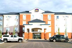 Best Western Red Deer Inn & Suites - Canada