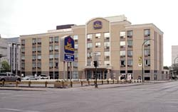 Best Western Charter House Hotel Downtown Winnipeg - Canada