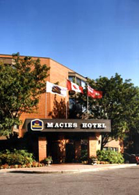 Best Western Macies Hotel - Canada