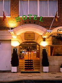 Best Western Hotel Villa De Barajas - Spain