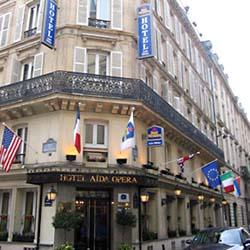 Hotel Aida Opera - France