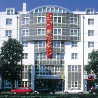 Best Western ApartHotel Muenchen - Germany