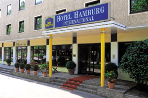 Best Western Hotel Hamburg International - Germany