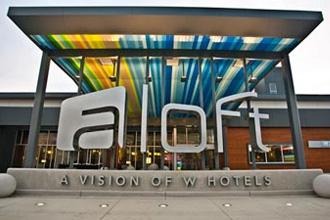 Aloft San Francisco SFO Airport - USA