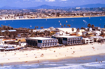 Pacific Beach hotels and San Diego city guide - Pacific