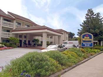 world executive monterey hotels hotels in monterey On best western seaside ca