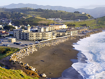 Hotels And Pacifica And Rockaway Beach