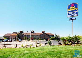 Best Western Deer Park Inn Suites