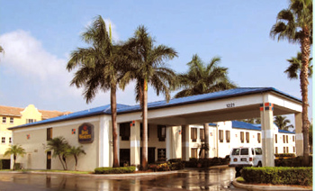 Best Western Fort Lauderdale Airport/Cruise Port