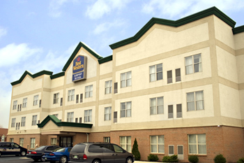Best Western Airport Suites