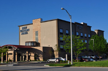 Best Western Atrea Airport Inn Suites