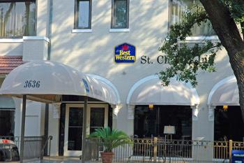 Best Western St Charles Inn