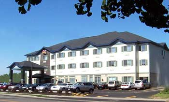 Best Western Vineyard Inn & Suites