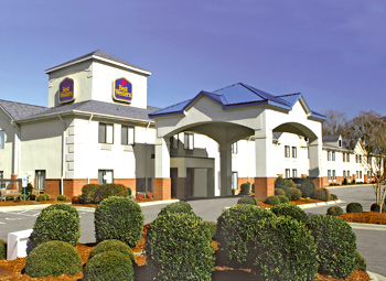 Best Western Suites-Greenville