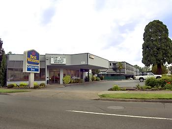 Best Western New Oregon Motel Franklin Boulevard Eugene Or