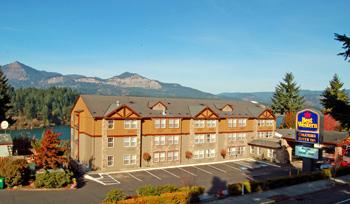 Best Western Columbia River Inn