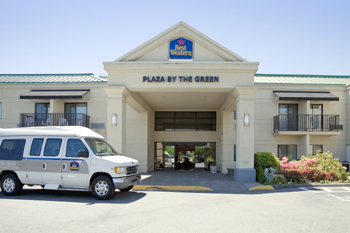 Best Western Plaza by the Green