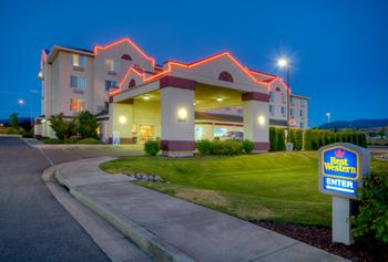 Best Western Peppertree Liberty Lake Inn