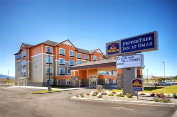 Best Western Peppertree Inn At Omak