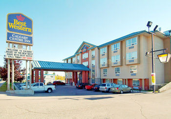 Best Western Calgary Centre Inn