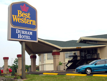 Best Western Durham Hotel & Conference Centre