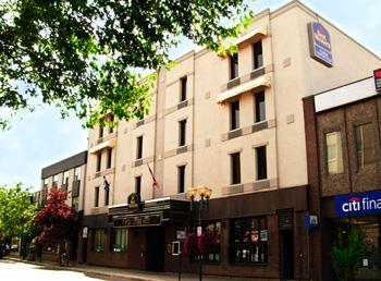 Best Western Albert Centre Ville
