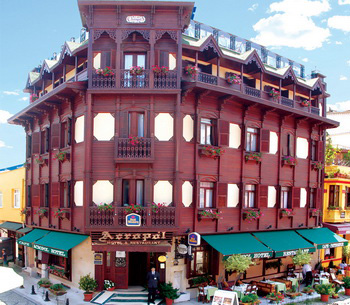 Hotel Best Western Antea Palace Istanbul trivagocouk
