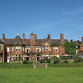 Best Western Premier Moor Hall Hotel & Spa