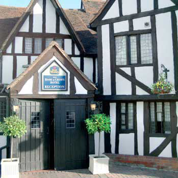 Best Western The Rose And Crown Colchester
