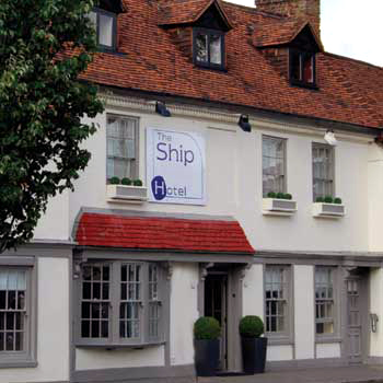 Best Western The Ship Hotel