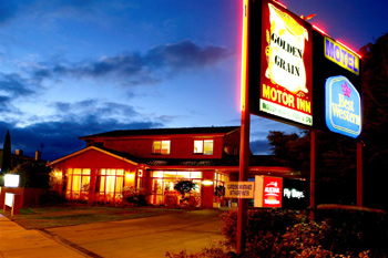 Best Western Golden Grain Mtr Inn