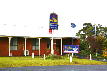 Best Western Whalers Rest Mtr Inn