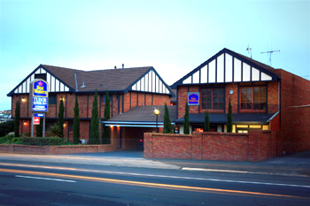 Best Western Tudor Motor Inn & Apartments
