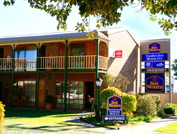 Best Western Travellers Rest Motor Inn
