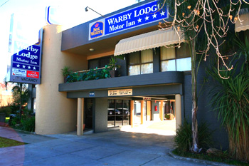 Best Western Warby Lodge Motor Inn