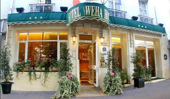 Best Western Hotel De Weha Paris France Best Western