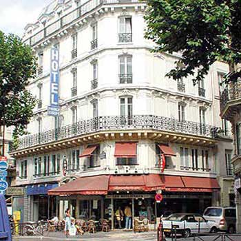 Car Rental Lafayette La >> East Side / Republique hotels and Paris city guide - East ...